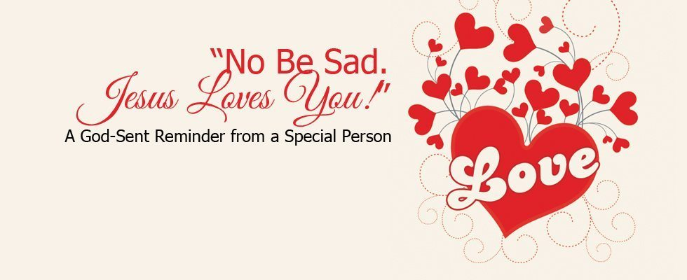 No Be Sad